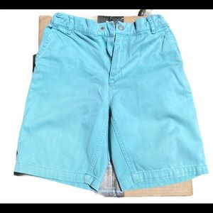 Primary Chino Shorts in Mint Size 9 Unisex